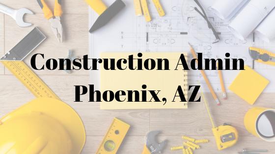 Admin – Phoenix, AZ